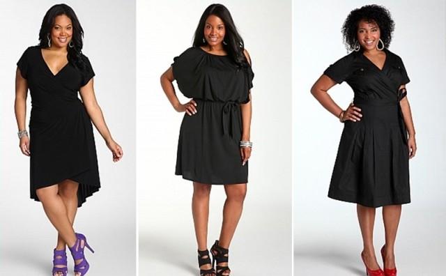 Фасон Одежды Для Полных Девушек