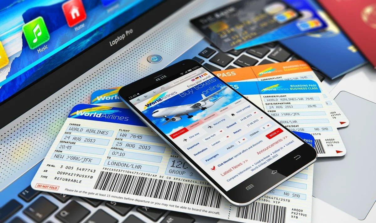 Онлайн-сервис по поиску авиабилетов